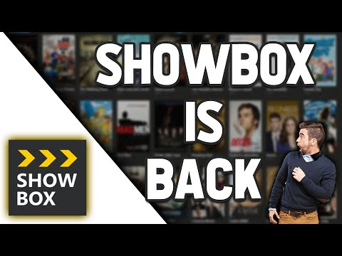 SHOWBOX IS BACK - Working Showbox Update FEB 2020???