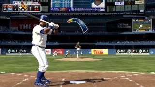 MLB 13 The Show: Baltimore Orioles vs. Toronto Blue Jays (FULL GAME HD)