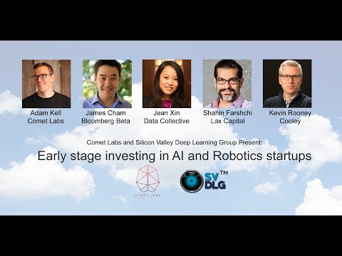 Early Stage Investing in Artificial Intelligence (AI) and Robotics Startups