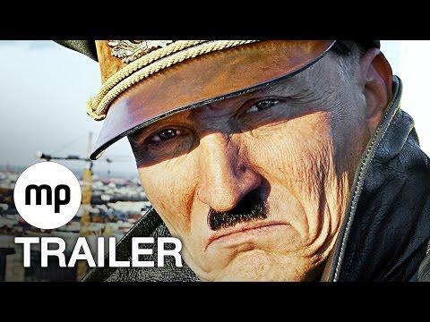 ER IST WIEDER DA Teaser Trailer 5 German Deutsch 2015