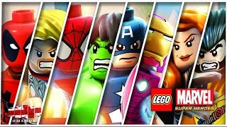 Lego Marvel Super Heroes (PC) - Part 12
