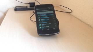 Problemas con la carga inalámbrica Galaxy Note 3