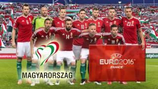 Magyarország EB dal- Euro 2016 A győzelem lesz a miénk! #Jolly