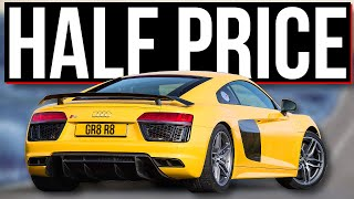 5 Depreciated Supercars that have DROPPED IN VALUE! (Affordable Soon?)