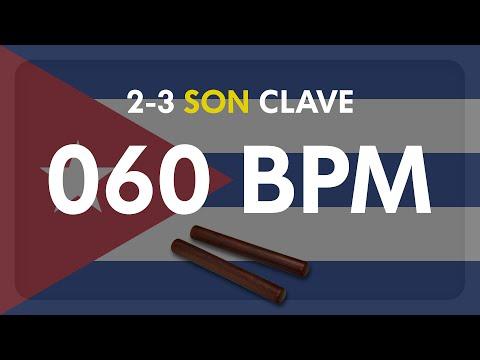 60 BPM - 2-3 Son Clave