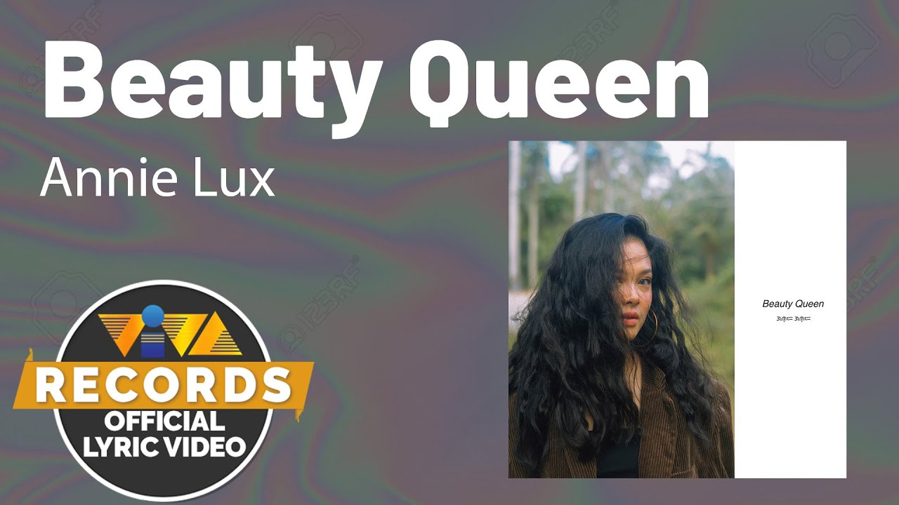 Beauty Queen - Annie Lux (Official Lyric Video)