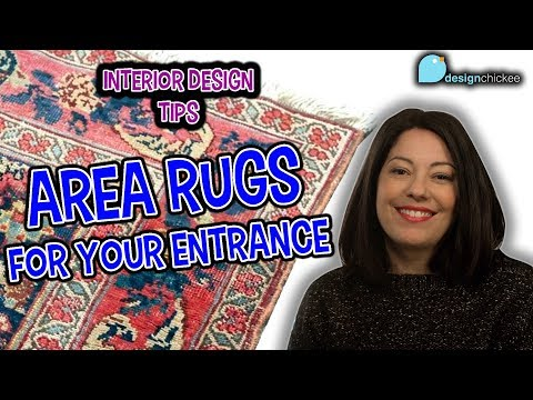 Interior Design Tips: Area Rugs for your Entryway