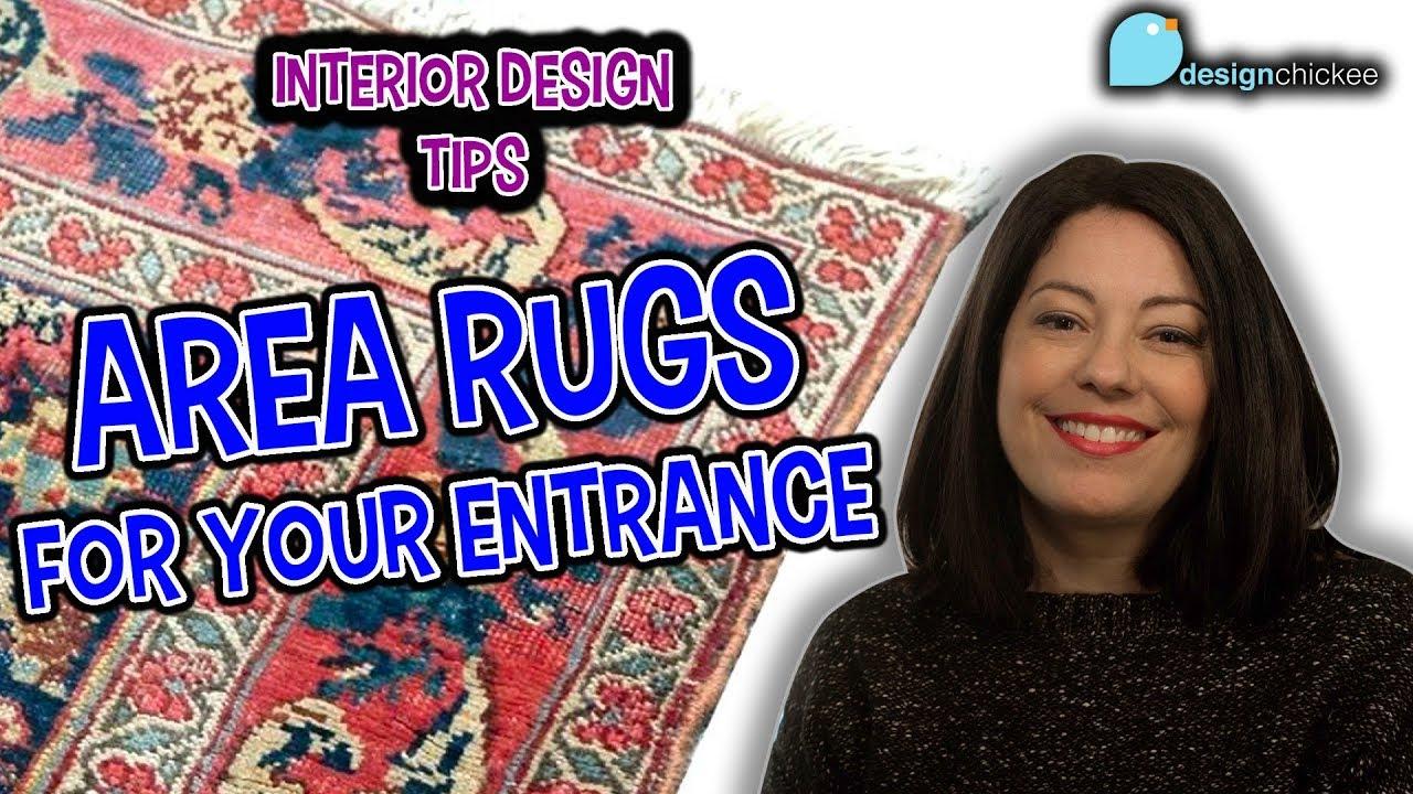 Interior Design Tips Area Rugs For