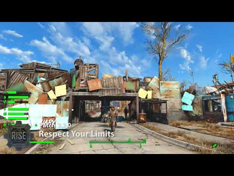 Sim Settlements: Patch - Respect Your Limits - YouTube