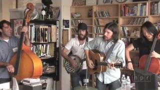 The Avett Brothers Tiny Desk Concert for NPR Music