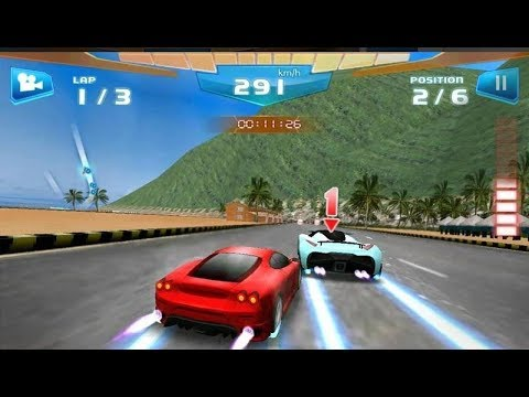 Fast Racing 3D / Sports Car Racing games / Android Gameplay FHD