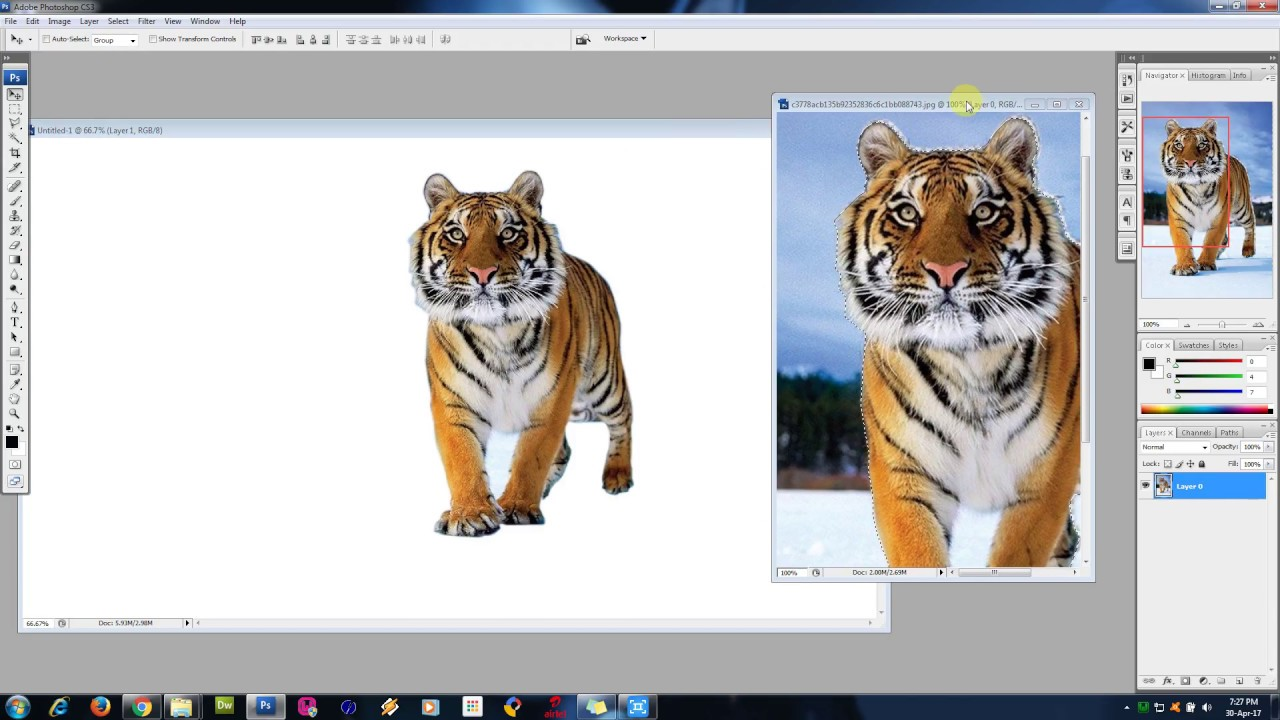 Transparent Background In Photoshop Remove White Background From Image Create Png Images Easily
