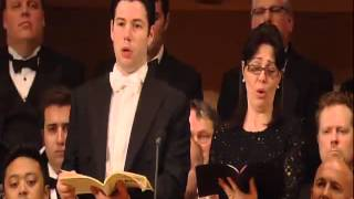 Sir Gilbert Levine Conducts Bach Magnificat in D