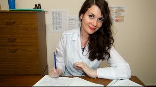 Доктор Аллерголог 1 Серия АСМР / ASMR Doctor Roleplay Medical Exam(Доктор Аллерголог 1 Серия АСМР / ASMR Doctor roleplay medical exam. English ASMR video http://www.youtube.com/watch?v=-D24OVRrvN4 Медицинское ..., 2015-06-11T23:15:35.000Z)