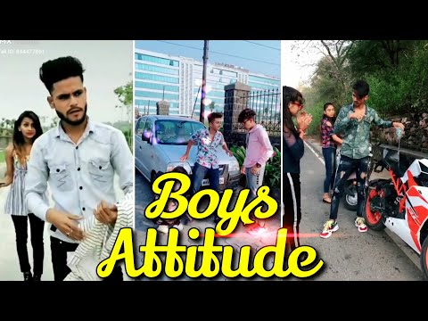Boys Attitude || Angry boys attitude video || mx TakaTak video || MTTF