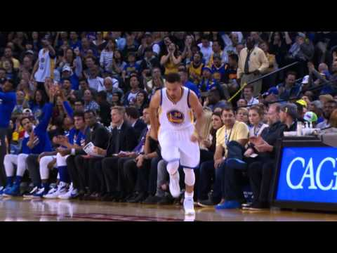 Stephen Curry Drops 34 in Warriors 61st Win