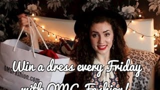 WEEKLY DRESS GIVEAWAY WITH OMG FASHION | Lily Kitten Thumbnail