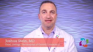 Meet Dr. Joshua Stein, Chief, Urology, The Hospital of Central Connecticut