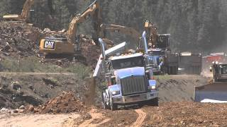 odot blasts through bly mountain for safety
