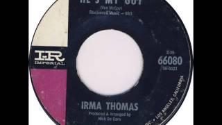 Irma Thomas. He