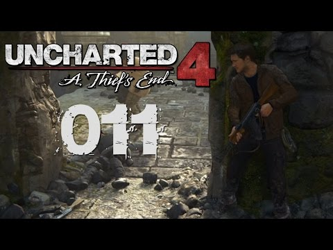 Let's Play Uncharted 4: A Thief's End - #011 - Über Stock und Stein
