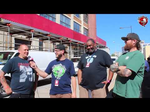 The Bad Luck 13 Riot Extravaganza interview
