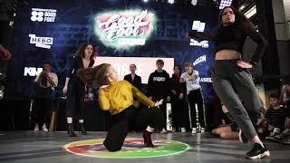 Электричка Vs Kristina Mafia 1 4 VOGUE GOOD FOOT BATTLE 2019