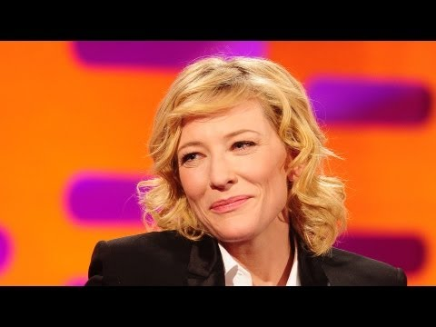 Cate Blanchett Explains her 'Bottom Double' - The Graham Norton Show - S11 E1 - BBC One