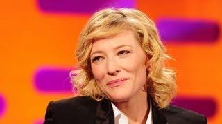 Cate Blanchett Explains her 'Bottom Double' - The Graham Norton Show - S11 E1 - BBC One thumbnail