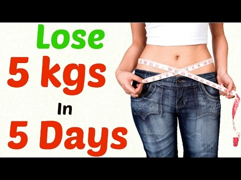 Lose 5 Kgs in 5 days | Magical Fat Cutter Drink | Easy Weight Loss In Hindi | Weight Loss Drink