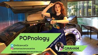 POPnology at Ontario Science Centre is a geektastic adventure!