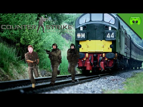 FARMEN AUF TRAIN 🎮 Counterstrike: Global Offensive #143