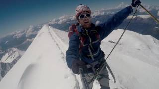 Mont Blanc 2016 expedition