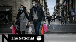 Europe takes hard line on COVID-19, renewed lockdown in France