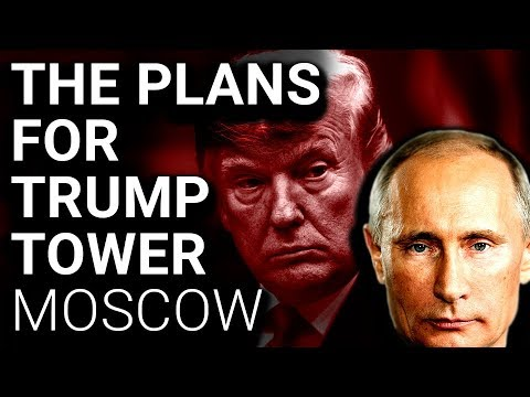 "Moscow Trump Tower Plans That ""Don't Exist"" Found with Putin Bribe"