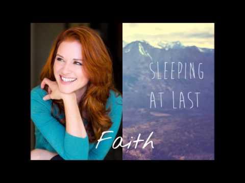 """Sarah Drew and Sleeping At Last - """"Faith"""" (Grey's Anantomy Cover)"""