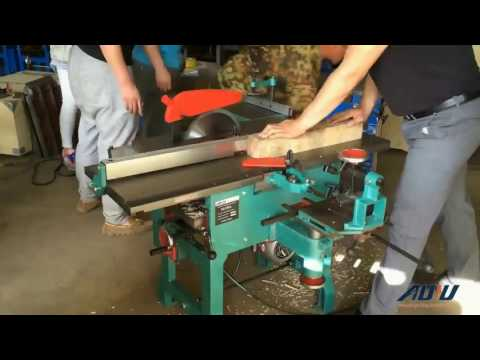 ML393A Multiuse Woodworking Machine with Multi Functions
