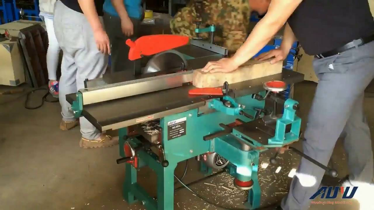 Ml393a Multiuse Woodworking Machine With Multi Functions Youtube