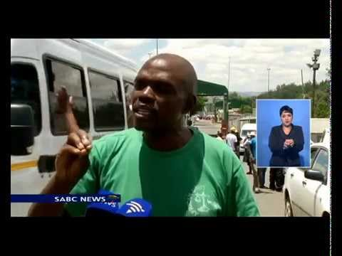Deported Lesotho nationals started coming back into the country illegally