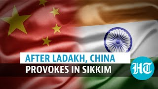 Amid Ladakh standoff, Indian & Chinese forces clash in Sikkim l All updates