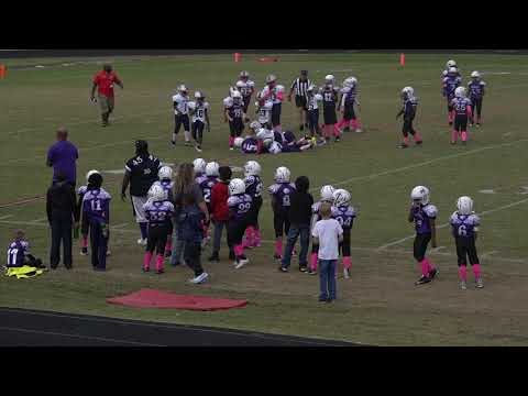 East Georgia Pop Warner Championship Game 2017