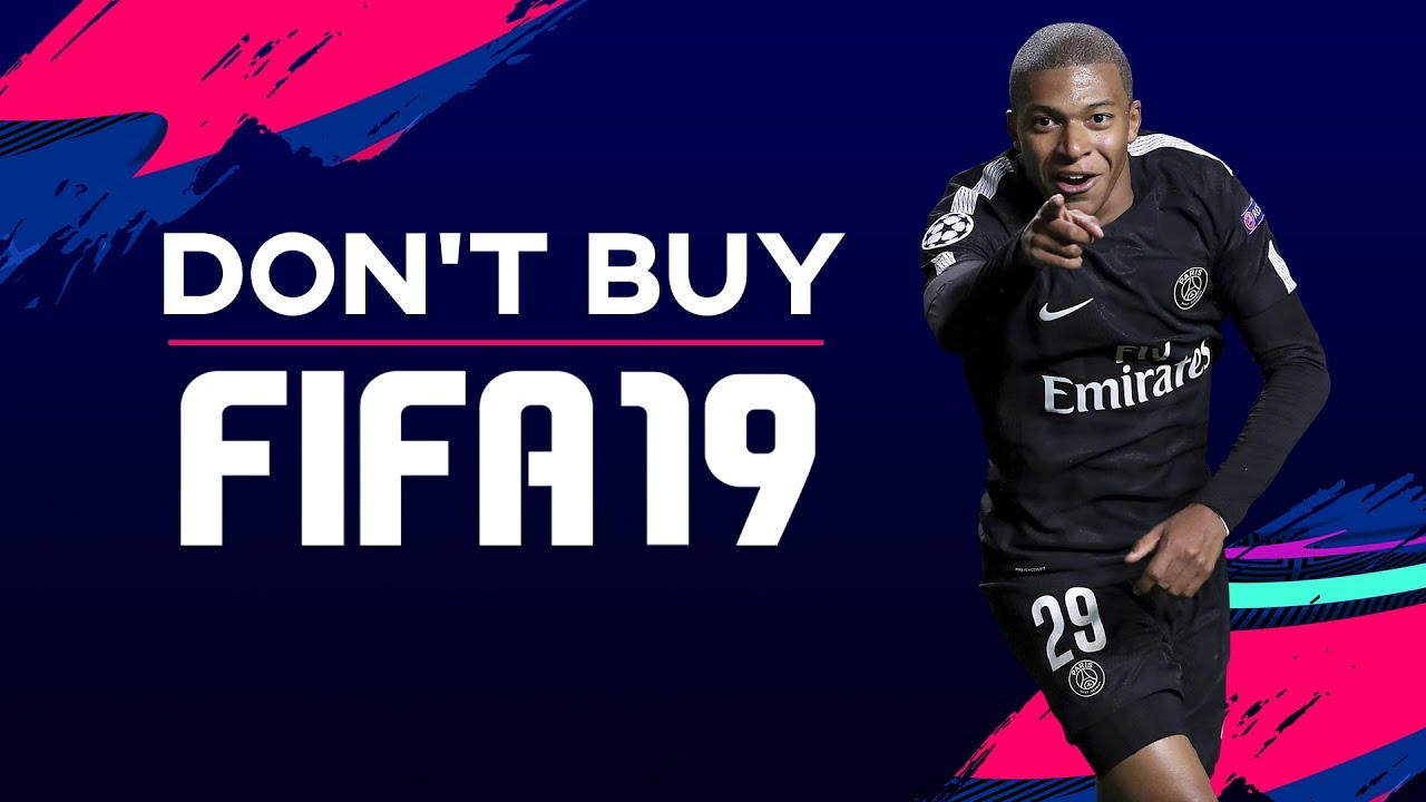 DON T BUY FIFA 19! - NO NEW FEATURES FOR CAREER MODE OR PRO CLUBS ... db5188718