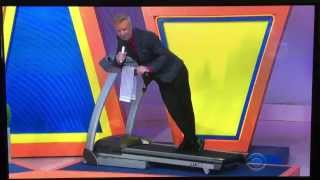 The Price Is Right - George Gray Falls on Treadmill FULL VERSION