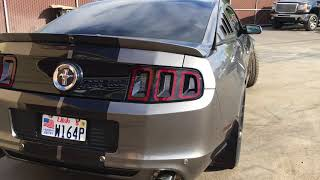 Ford Mustang  3.7, Pro-charged Supercharged V6