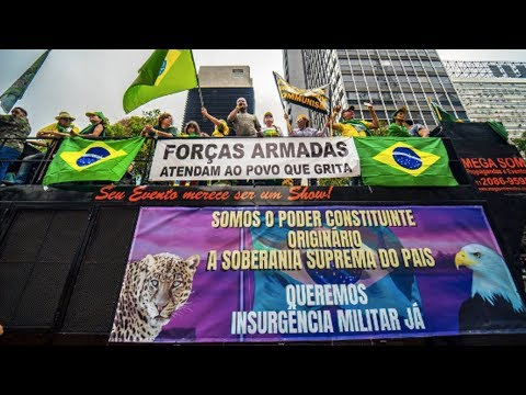 Brazil\'s \'Slow Motion Coup\' - General Admits Intimidating Court into Imprisoning Lula da Silva