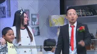 NGABUBURIT HAPPY - Ucup Kaget Via Hadir, Via Ngejelasin Soal Pelecehan DM (8/6/18) Part 1