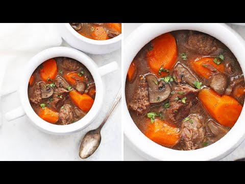 Steps to make Paleo Beef Stew
