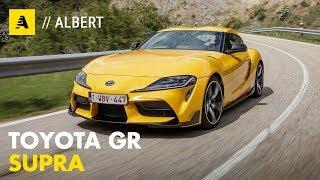 Toyota GR Supra 2019 | Non chiamatela BMW Z4