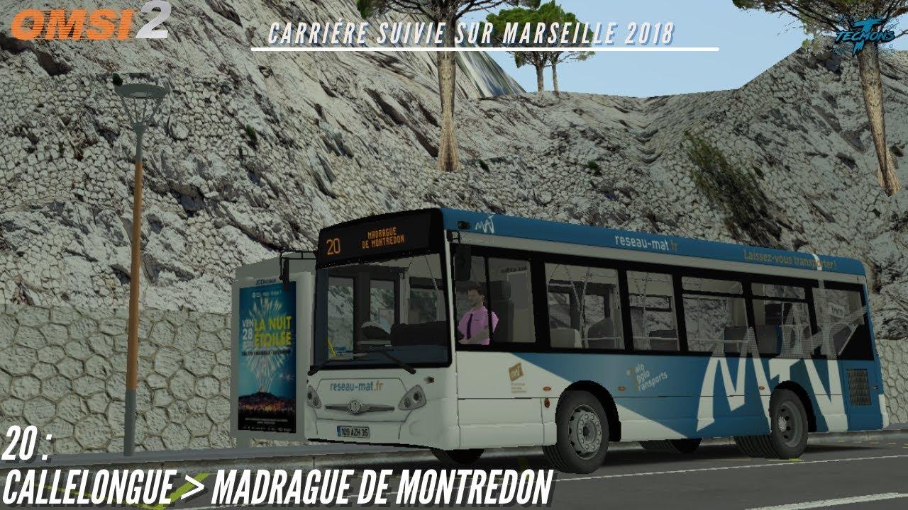 Download 20 : Callelongue à Montredon   Carrière suivie   Marseille 2018   Omsi 2