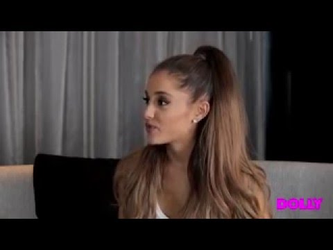 Ariana Grande talks about her chemistry with Harry Styles